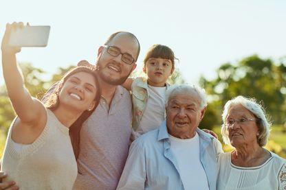 Le numérique en famille