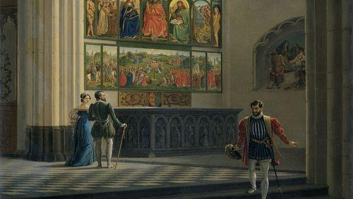 Épisode 4 : Une nouvelle géographie des arts en Europe (1815-1830)
