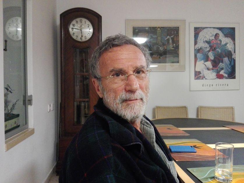 Yossi Melman, journaliste d'investigation israélien