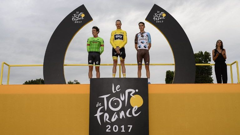 Carte Tour De France 2018 Le Parcours En Detail Etape