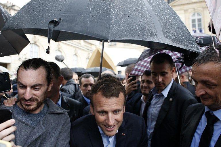 Emmanuel Macron, le 17 septembre 2017.