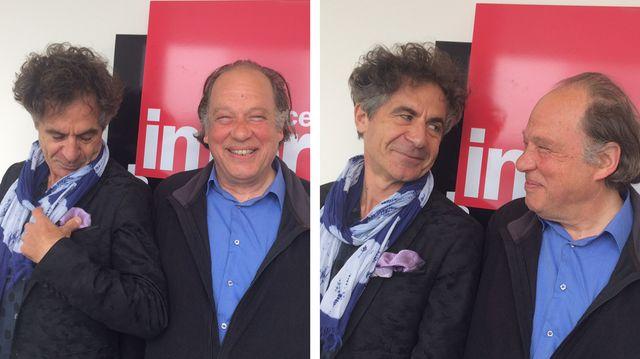 Etienne Klein et Jean-Claude Ameisen, Diptyque pour Dans tes rêves - 2018