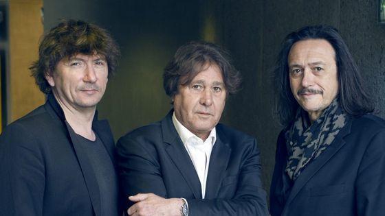 Vincent Courtois, Louis Sclavis, Dominique Pifarély