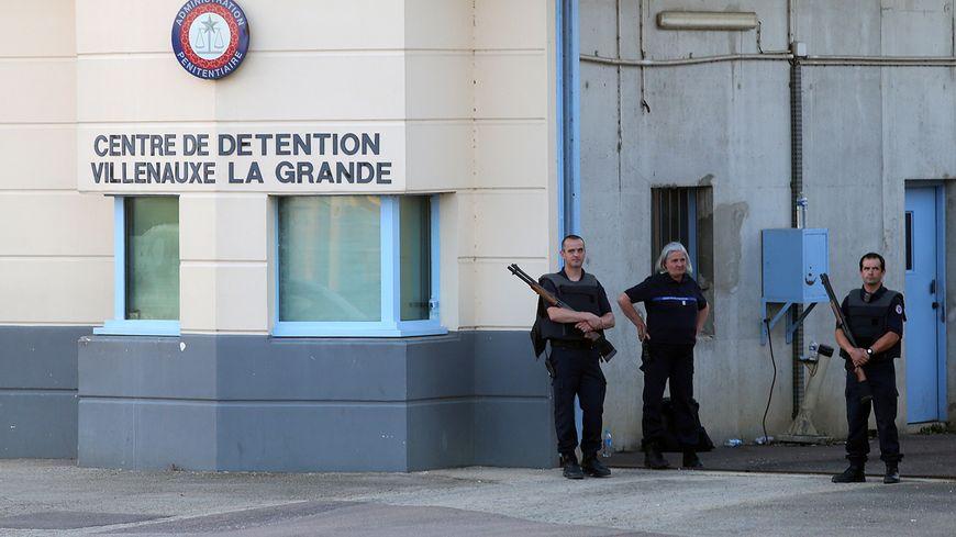 Prise d'otage en cours à la prison de Villenauxe-la-Grande
