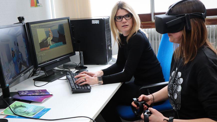 La réalité virtuelle pour aider les femmes traumatisées par leur accouchement - France Bleu