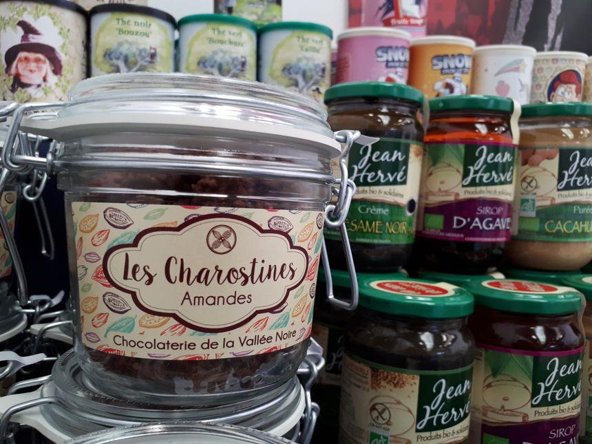 Les chocolats dont parle Sébastien sont fabriqués à Montipouret.