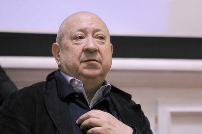Christian Boltanski en 2015 à Bologne