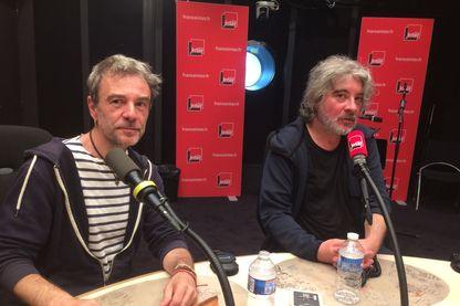 Fabcaro et Massimo Furlan