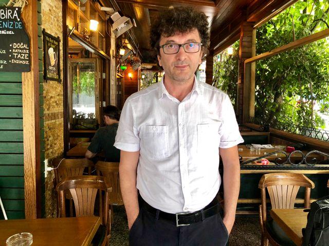 Yüksel Taskin, ancien professeur de science-Po victime de la purge et candidat CHP