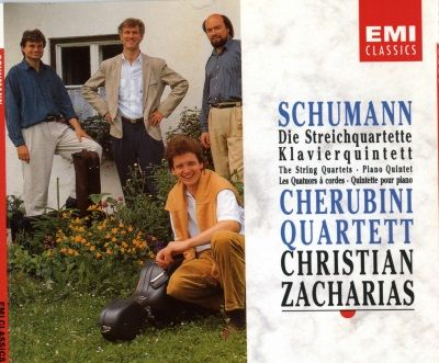 Quatuor Cherubini  / Christian Zacharias