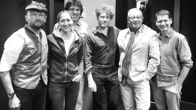 Sylvain Tesson, Cynthia Fleury, Robert Bouvier, Jules Matton, Pascal Picq et Vincent Josse. Le grand Atelier / juin 2018