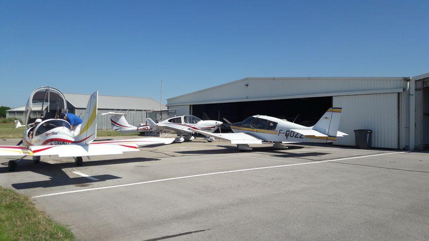 L'aéroport de Montpellier a enregistré 70.000 rotations pour l'aviation légère en 2017
