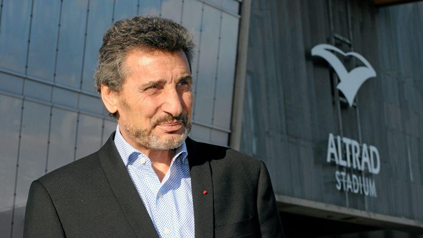 Mohed Altrad, président du MHR
