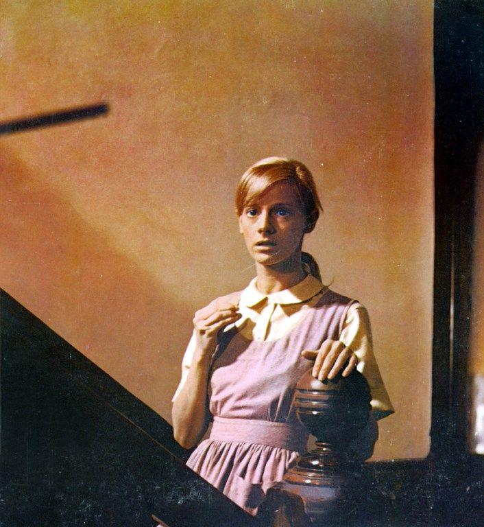 """Image extraite du film """"Le coeur est un chasseur solitaire"""" , film de Robert Ellis Miller (1968)"""