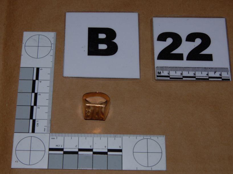 Les photos des objets volés sont présentées sur un blog de la gendarmerie - Aucun(e)