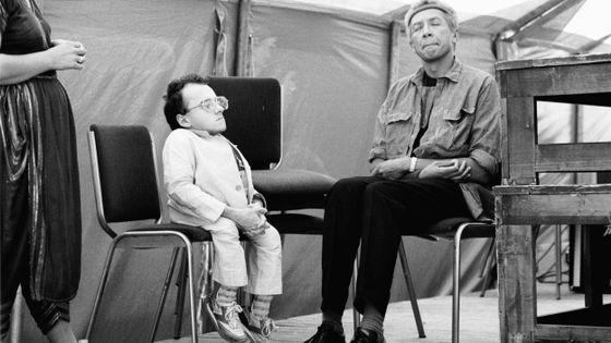Michel Petrucciani et Charles Lloyd