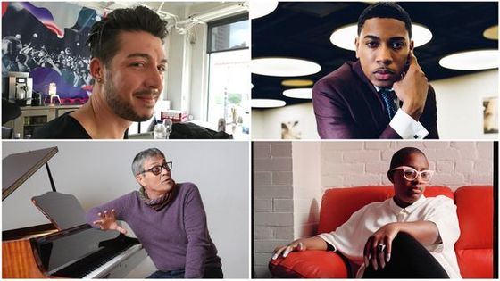 Guillaume Perret/Christian Sands/Chano Dominguez/Cecile McLorin Salvant
