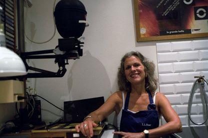 Jane Evelyn Atwood, photographe.