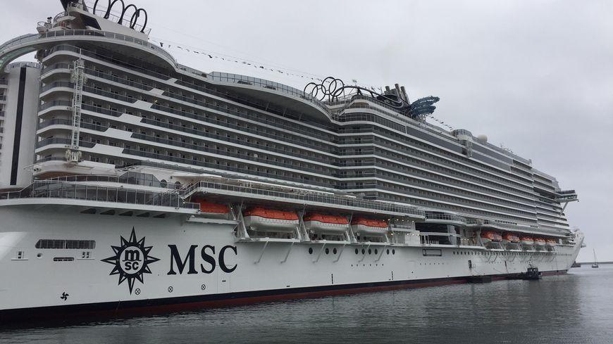 Nouveau bateau de croisière 2018