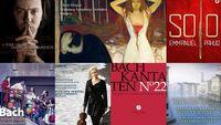 Actualité du disque : Schumann, Bach, Ferroud...