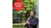 Concerts et jeux d'eau au domaine national de Saint-Cloud - édition 2018