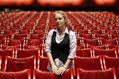 L'actrice et metteure en scène franco-britannique Irina Brook