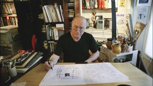 Wolinski, un crayon pour croquer la vie (5/5) : Le style Wolinski