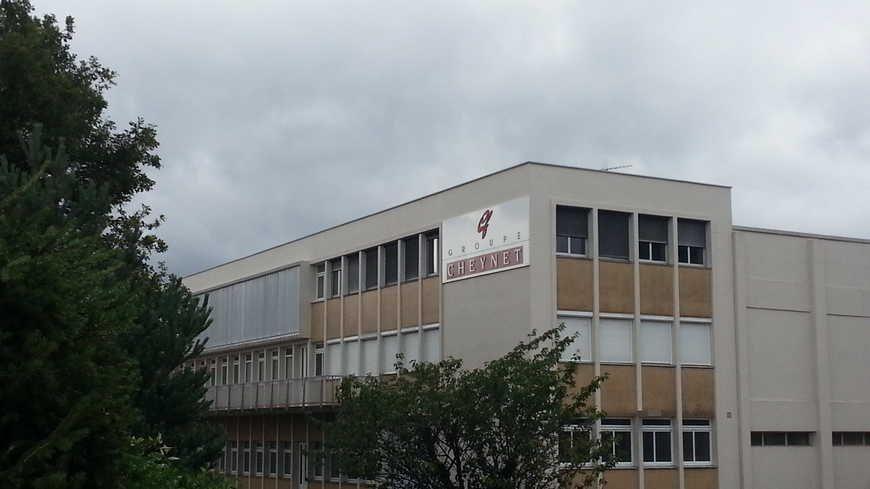 Le groupe Cheynet basé à Saint-Just-Malmont.