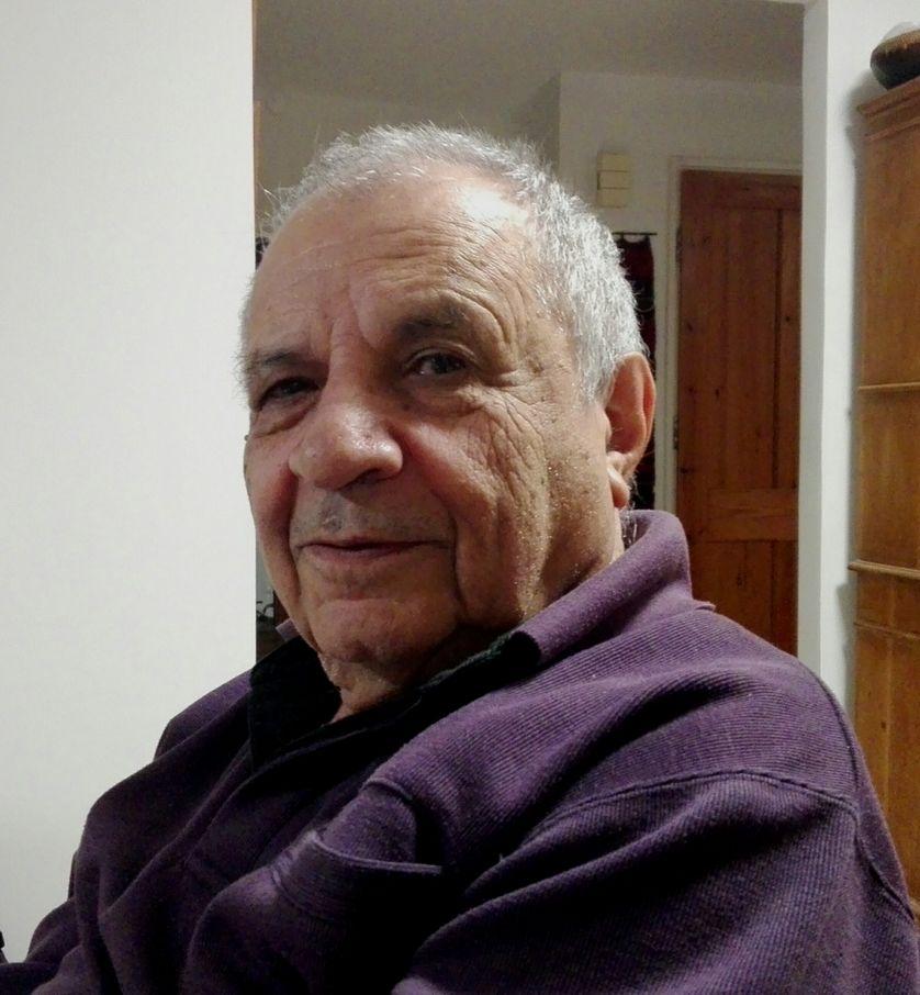 Yossi Chen, ancien agent du Mossad