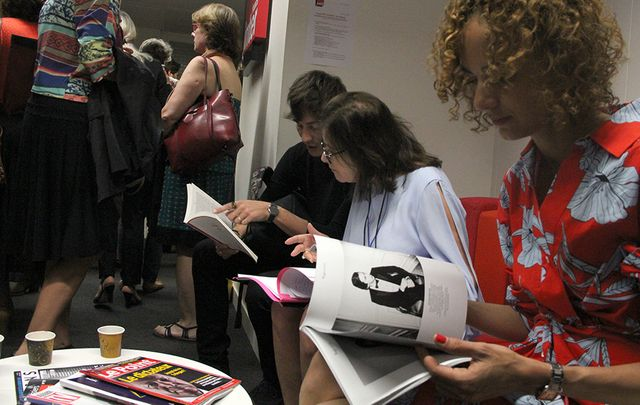 David Lopez, Eva Bettan et Leila Slimani