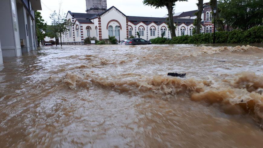 Inondations : la mairie de Salies de Béarn met en place un dispositif d'entraide