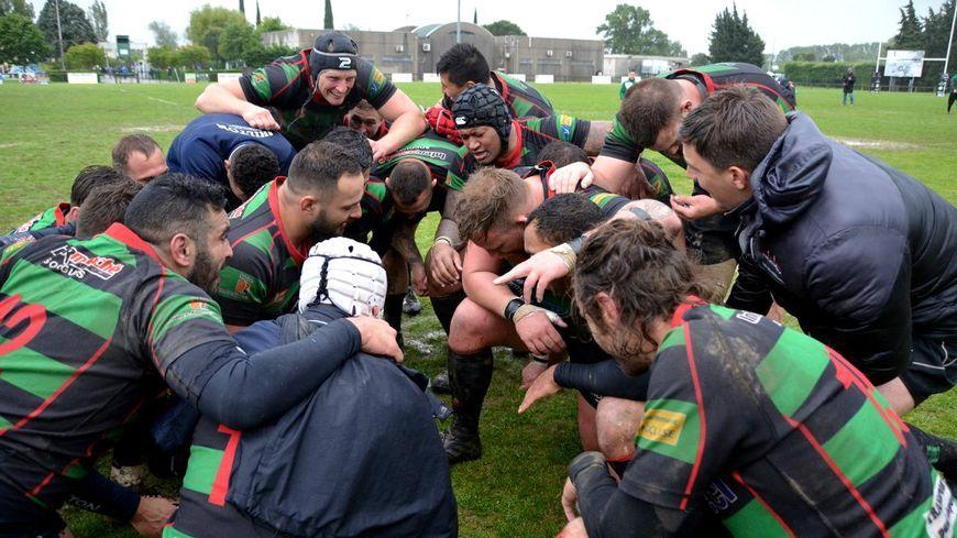 Rugbymen de l'ASBC