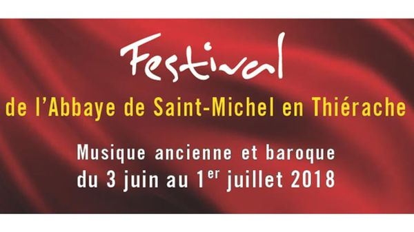 Festival de l'Abbaye de Saint-Michel en Thiérache - 32e édition