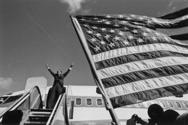 Raymond Depardon, Sioux City, Iowa, 1968. Courtesy of Raymond Depardon/Magnum Photos