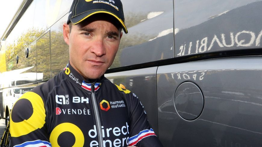 Thomas Voeckler lance sa course cyclosportive, Avo'Cyclo.