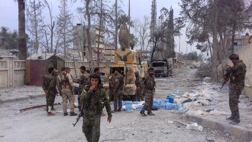 Épisode 4 : Le retour. Guerriers nouvelle génération en Syrie