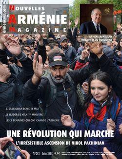 Nouvelles d'Arménie Magazine n°252