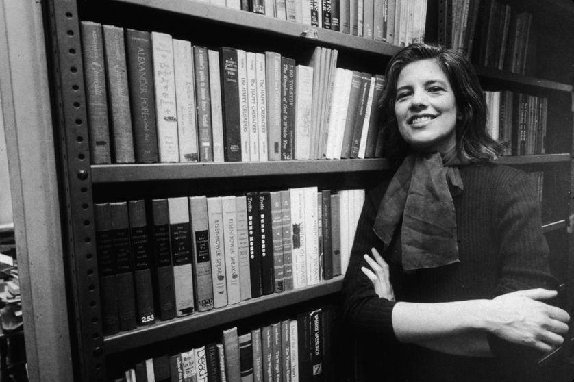 Susan Sontag en 1978 à New York