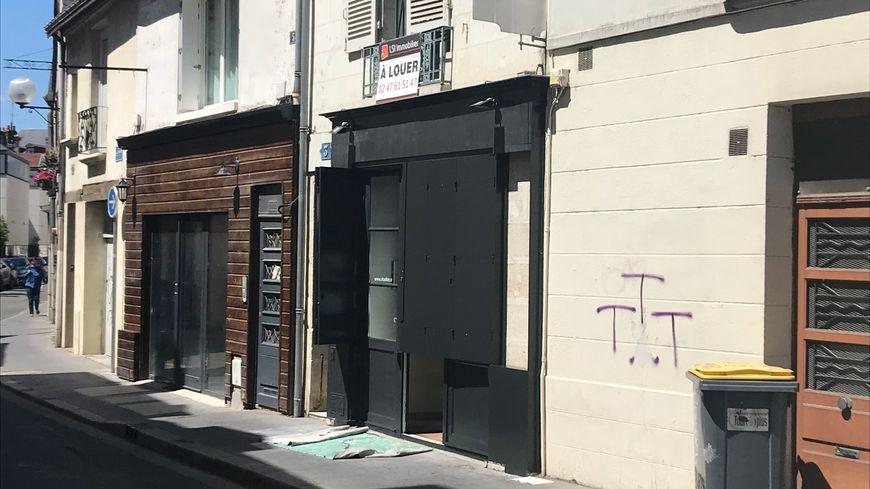 La boutique de produits au CBD devrait ouvrir dans cet ancien local d'architecte.