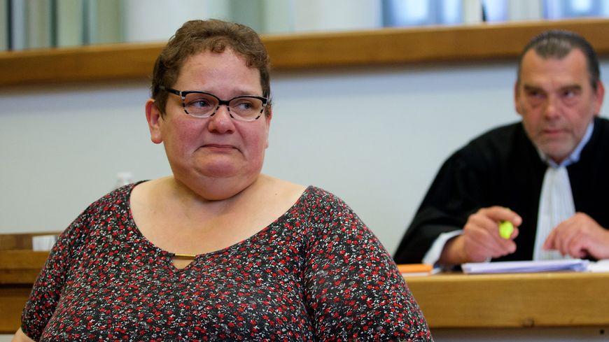 Condamnée en 2015 à 9 ans de prison Dominique Cottrez sera libérée mardi prochain