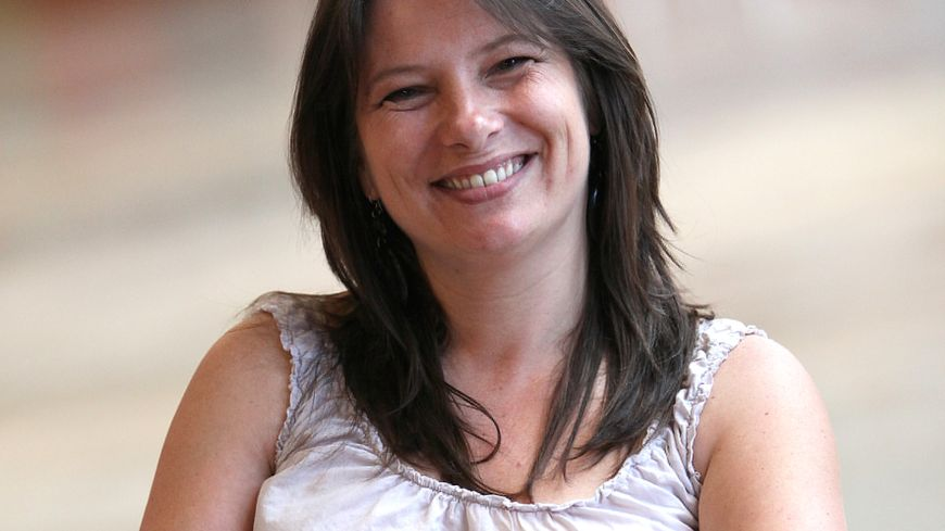 Karine Ripert est la directrice du Zénith de Dijon depuis 2015