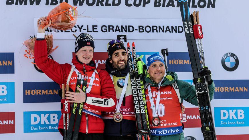 Biathlon 2019 Calendrier.Biathlon Le Grand Bornand Accueillera Une Etape De Coupe