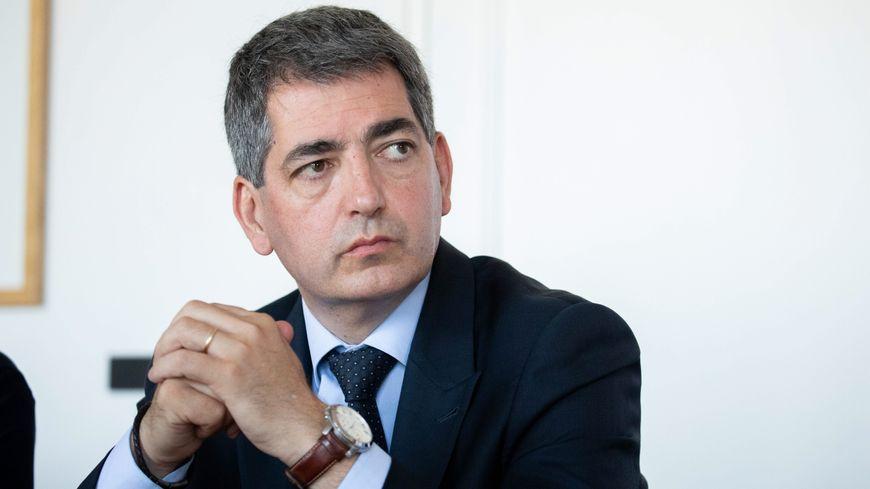 Jean Rottner, le président de la Région Grand Est