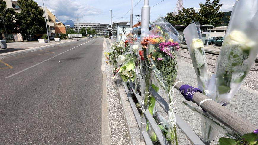 Luc Pouvin a été tué en juin 2015 place Etienne Grappe à Saint Martin d'Hères