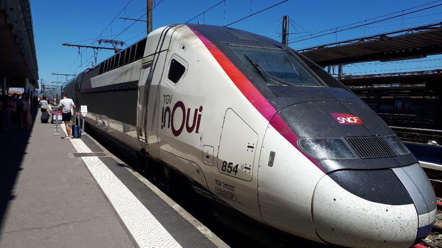 Un million de voyageurs en un an sur le TGV Océane entre Toulouse et Paris