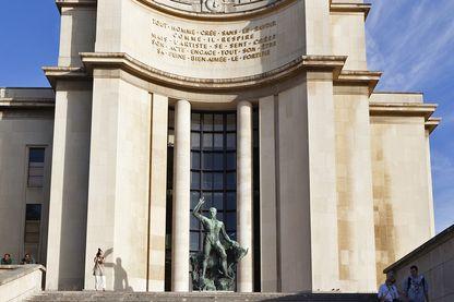 Musée de l'Homme au Trocadéro à Paris