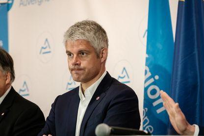 Laurent Wauquiez, président de LR, de plus en plus critiqué