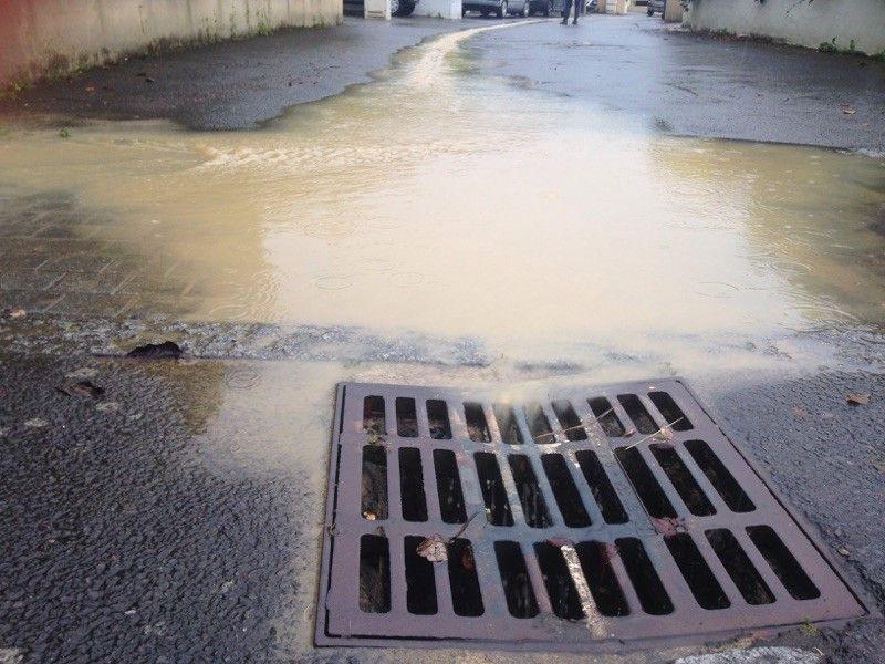Il reste encore des stigmates de la montée des eaux à Liffré