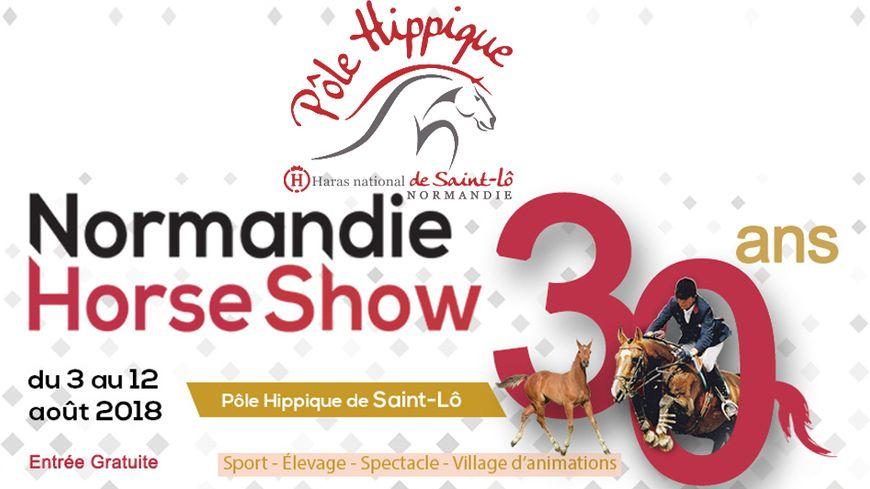 Le Normandie Horse Show 2018 avec France Bleu