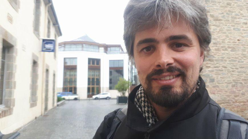 Gael Briand, penn-kazetenner Pobl Vreizh
